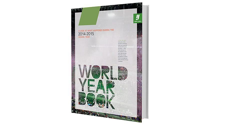 World Yearbook - Yearbook Resources - Herff Jones